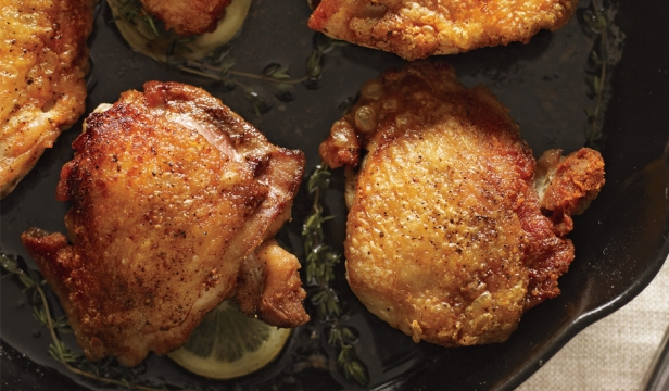 perfect-pan-roasted-chicken-thighs