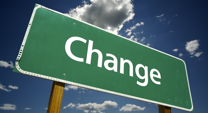 Signs of PermanentChange